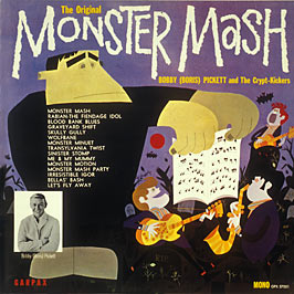 Monster Mash Record Cover