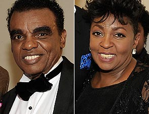 Ron Isley and Anita Baker