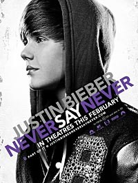 Justin Bieber Never Say Never VIP Pack