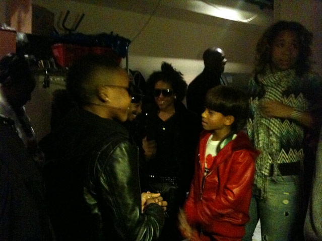 Mindless Behavior Spend Time With Willow Smith
