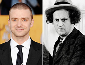 Justin Timberlake, Larry Fine