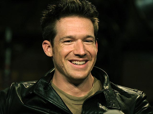 Zach Filkins of OneRepubic Vanetines Day