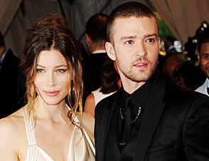 Jessica Biel, Justin Timberlake