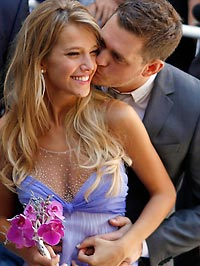 Michael Buble Marries in Argentina