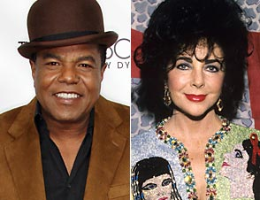 Tito Jackson, Elizabeth Taylor