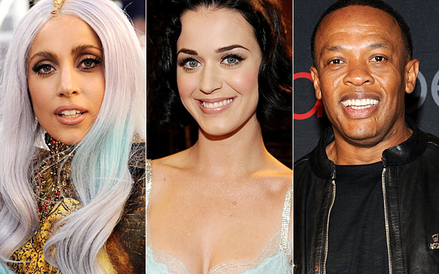 Best videos of 2011: Lady Gaga, Katy Perry, Dr. Dre