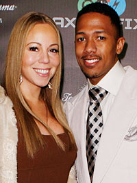 Mariah Carey and Nick Cannon Nude