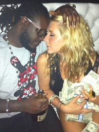 Ke$ha, T-Pain