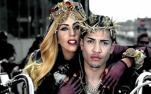 Lady Gaga Judas Video