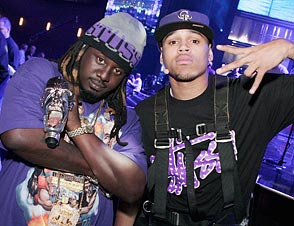 T-Pain, Chris Brown