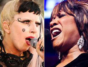 Lady Gaga, Patti LaBelle