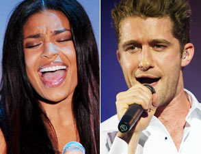 Jordin Sparks, Matthew Morrison
