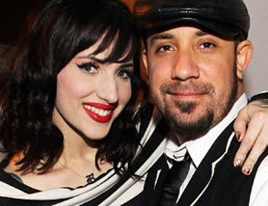 AJ McLean Blood Wedding Invitations