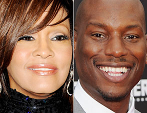 Whitney Houston, Tyrese