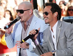 Pitbull, Marc Anthony