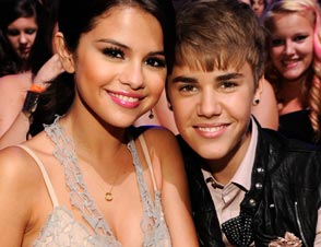 Selena Gomez, Justin Bieber