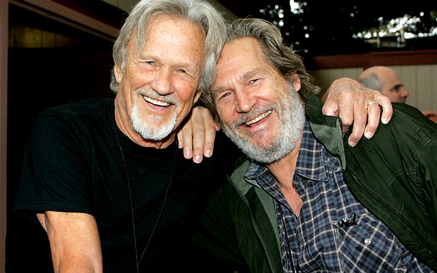 Kris Kristofferson, Jeff Bridges