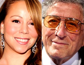 Mariah Carey, Tony Bennett
