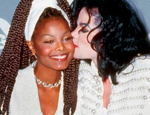 Janet Jackson, Michael Jackson