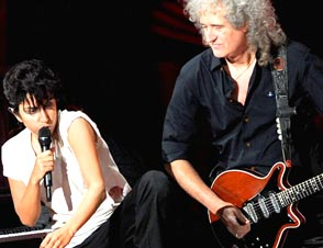 Lady Gaga, Brian May