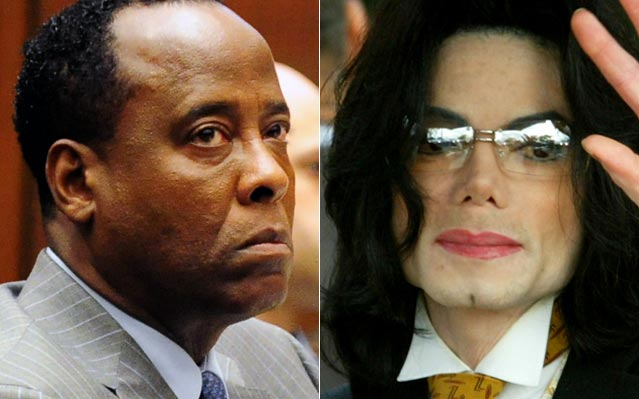 Conrad Murray Sentenced