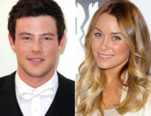 Cory Monteith, Lauren Conrad