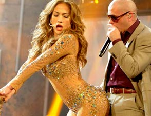 Jennifer Lopez 2011 AMAs