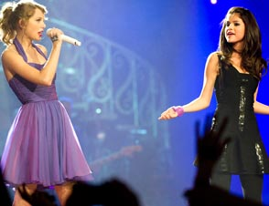 Taylor Swift Selena Gomez Best Friends Duet