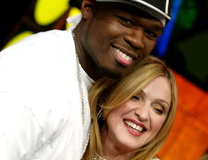 Madonna 50 Cent 
