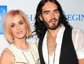 Katy Perry Russell Brand Without Wedding Ring