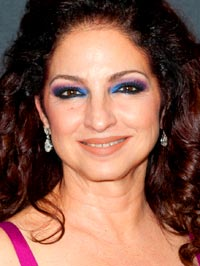Gloria Estefan modeling contract