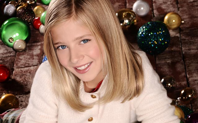 Jackie Evancho Believe Video