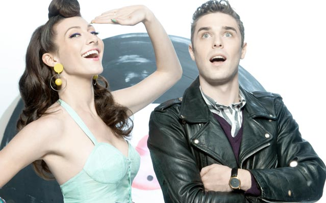 Karmin Crash Your Party video