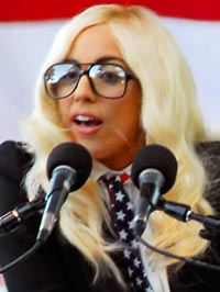 ady Gaga Anti-Bullying White House