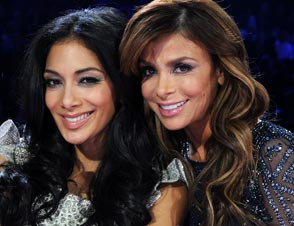X Factor Judges Death Threats Nicole Scherzinger, Paula Abdul