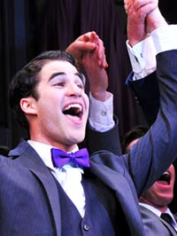 Darren Criss Broadway How to Succeed in Business