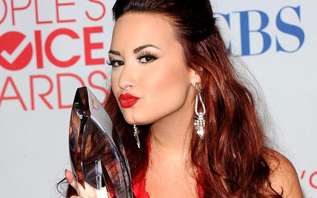 Demi Lovato People's Choice Awards