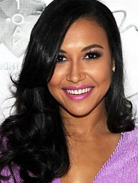 Naya Rivera dating Glee writer