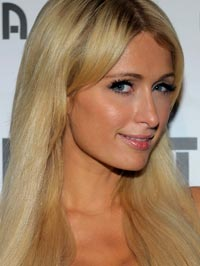 Paris hilton Afrojack