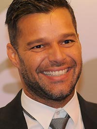 Ricky Martin Carlos Gonzalez marry