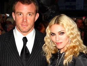 Madonna Guy Ritchie marriage