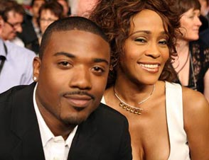 Ray J Whitney Houston death