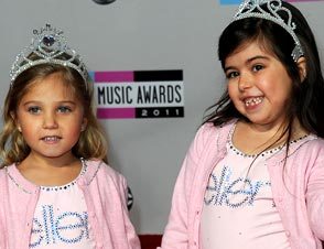 Sophia Grace and Rosie Grammys