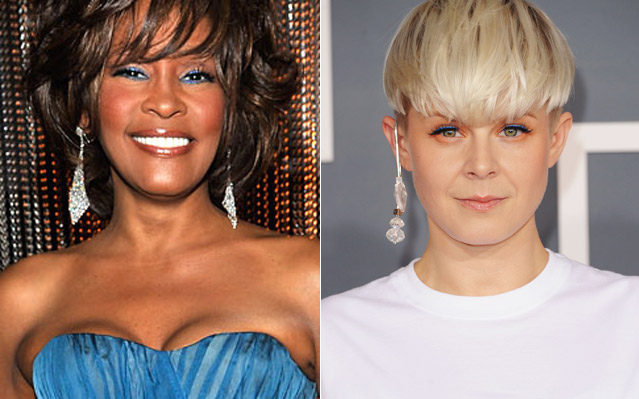 Whitney Houston, Robyn