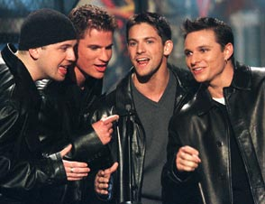 98 Degrees reunion