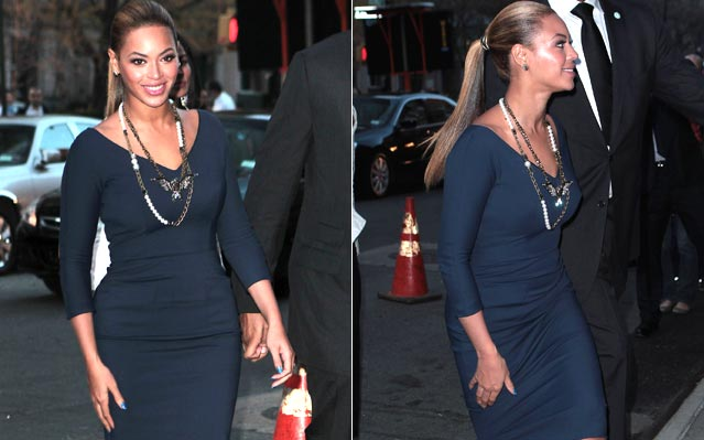 Beyonce body weight