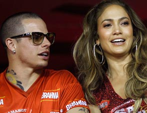 Jennifer Lopez, Follow the Leader Video Casper Smart