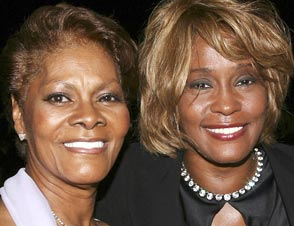 Dionne Warwick Whitney Houston Death