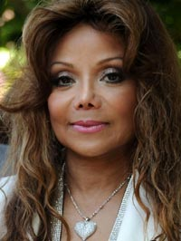 La Toya Jackson, Michael Jackson 