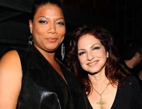 Queen Latifah, Gloria Estefan The Star Next Door